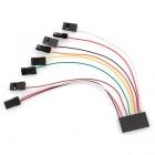 Câble NazeBreakout pour Carte Naze32 Acro Rev6c