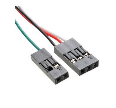 Zoom sur connectique du câble récepteur pour Eachine Falcon 180