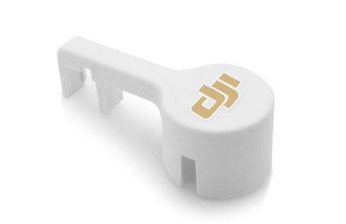 Un accessoire indispensable pour la protection de votre lentille de Phantom 3. Votre nacelle est également immobilisée pour le transport.