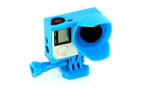 Cadre de fixation pare-soleil pour GoPro