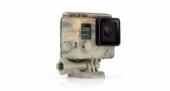 Caisson GoPro Realtree + QuickClip pour fixation 3mm � 1cm