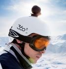 Caméra embarquée 360fly résistante à la neige