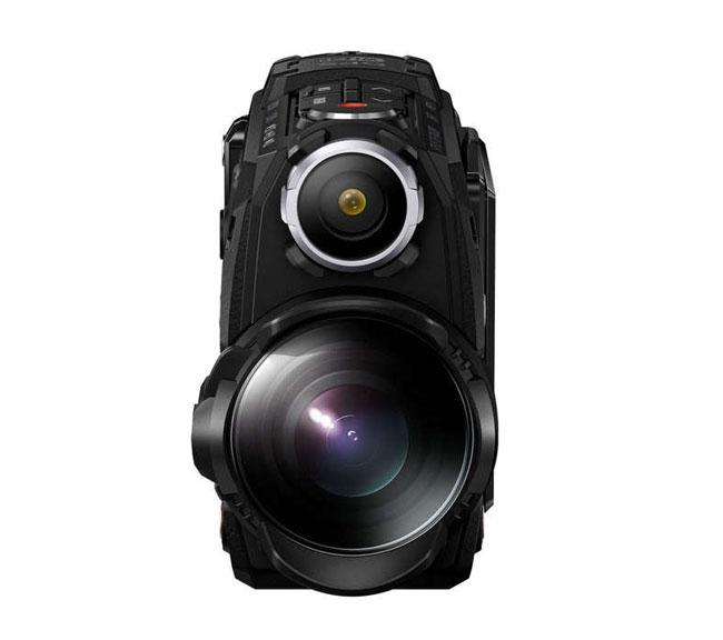 Caméra embarquée 4K Stylus Tough TG-Tracker - OLYMPUS - vue de face