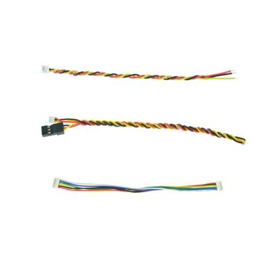 Caméra CDD Foxeer XAT600 câbles osd fpv masse