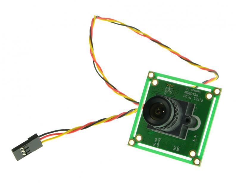 Caméra CMOS 800 lignes PAL 2.8mm pour le FPV