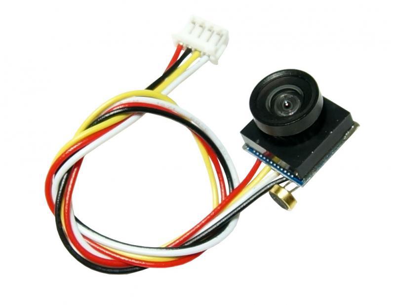 Caméra CMOS Nano 600 lignes 120° avec micro intégré