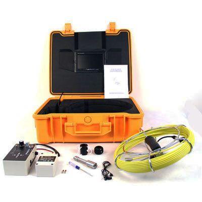 Caméra d\'inspection pour canalisation WPS-710DN