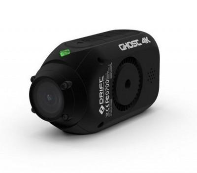 Caméra embarquée Drift Ghost 4K - vue de biais