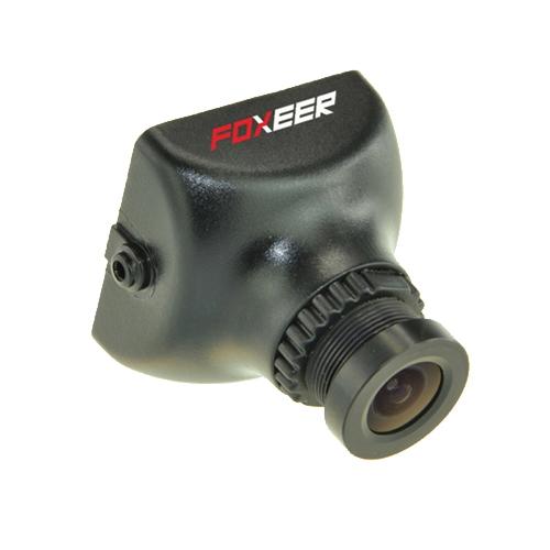 Caméra FPV Foxeer XAT600M 600 lignes TVL vue de trois quart  face