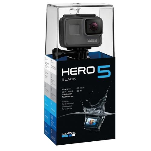 Caméra GoPro Hero5 Black dans sa boite