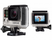 Cam�ra GoPro Hero4 Silver Edition