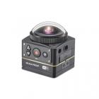 Caméra Kodak SP360 4K - Aqua Sport Pack - vue latérale
