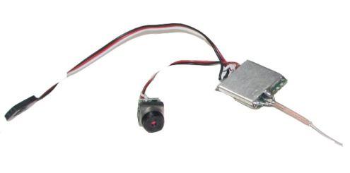 Caméra miniature 1 gramme 5,8 Ghz