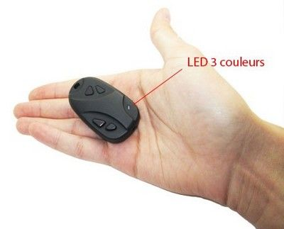 Keychain HD - Led de couleurs