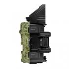 Caméra piège photographique Spypoint SOLAR vue de profil 1