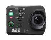 Caméra PNJcam AEE S77 vu de face