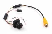 Caméra RunCam OWL 700 lignes avec des dimensions réduites 19x19x25mm