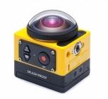 Caméra embarquée 360° SP360 Kodak  vue de biais