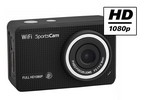 Cam�ra SportsCam 1080p Wifi