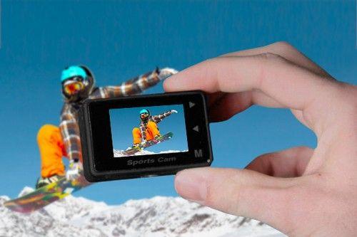 Caméra SportsCam 1080p Wifi