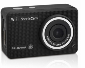 Caméra SportsCam 1080p Wifi - vue de devant