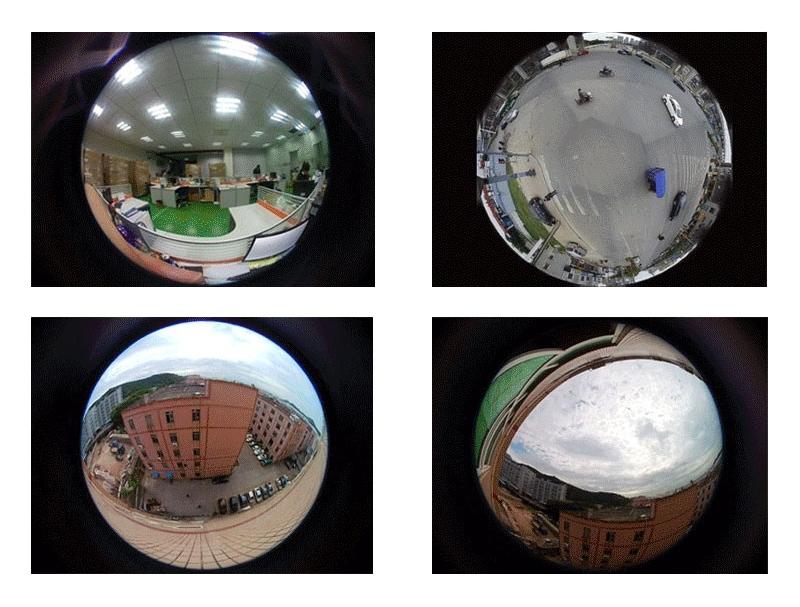 Caméra XD360 4K - Pano View - films spériques