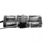 Capteur de température en action sur une batterie