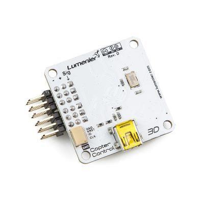 Carte CC3D OpenPilot - (PIN angle droit)