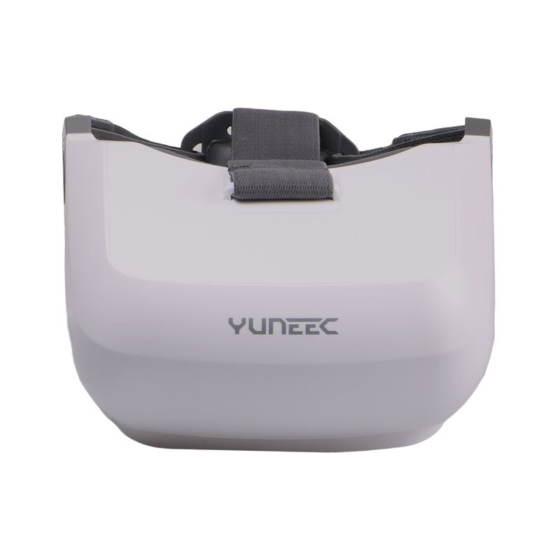 Le casque FPV Yuneec Skyview pèse seulement 462 grammes