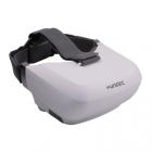 Le casque FPV Yuneec Skyview dispose de sangles réglables facilitant son ajustement