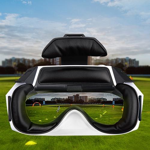 Casque goggle 4 ergonomique