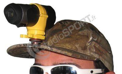 Casquette Hatcam pour caméra embarquée