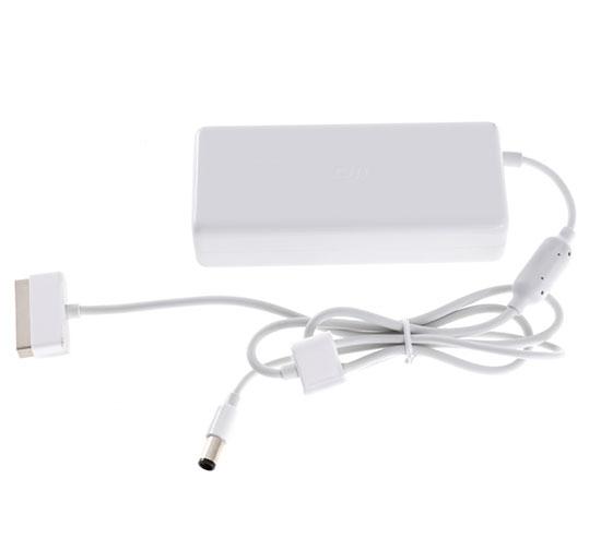 Chargeur pour batterie DJI Phantom 4 100W - vue de devant