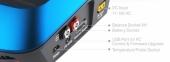 Chargeur SkyRC T6200 200W écran tactile