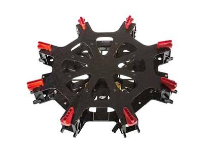 Châssis central complet (haut et bas) DJI S1000+