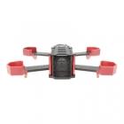 Le support caméra FPV est tiltable à 20 et 30° sur le Nighthawk 200