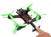 Châssis Shendrones Prosight Tweaker flexibilité du support d'antenne