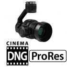Clé de licence CinemaDNG & ProRes pour DJI Inspire2