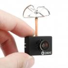 Combo Caméra/Emetteur Eachine MC01 5.8G 40CH 25MW entre deux doigts
