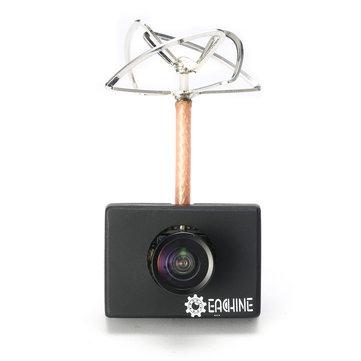 Combo Caméra/Emetteur Eachine MC01 5.8G 40CH 25MW vue de face
