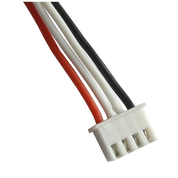 Connecteur de charge batterie Lipo 4s 1600 mAh 75C EPS