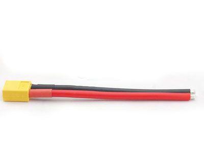 Connecteur XT60 mâle sur câble 10 cm
