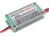 Convertisseur Quanum 12V-5A (7.2 - 25.2V)