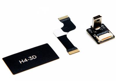Cordon et fiche USB pour H4-3D