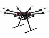 Drone S1000+ du pack DJI A3 Pro, Lightbridge 2 & S1000+