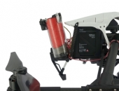 DJI Inspire 1 Pro homologué avec parachute Mars 58 V2