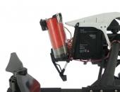 DJI Inspire 1 V2.0 homologué avec parachute mars 58 V2