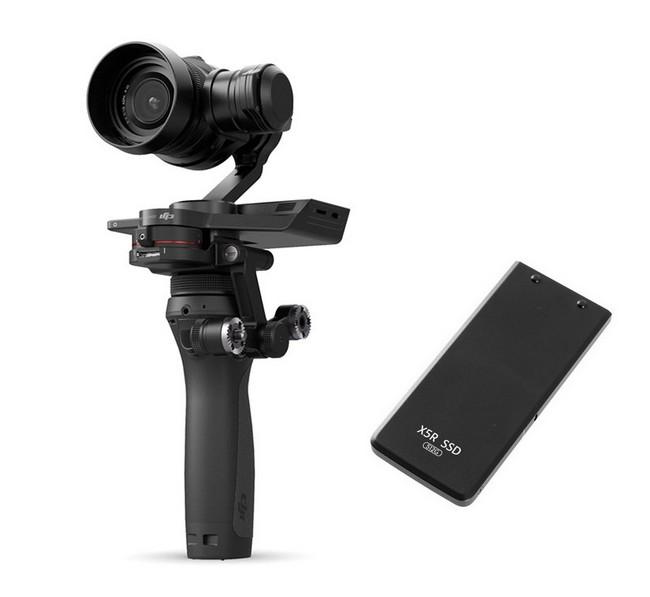 DJI Osmo RAW & SSD 512 Go OFFERT