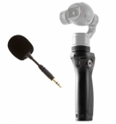 DJI stabilisateur steadycam gimbal 3 axes Osmo (sans caméra) + micro fleximic fm-15 OFFERT