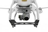 Protection carbone pour nacelle et caméras DJI Phantom 3